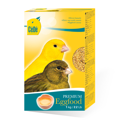 EggFood Canários
